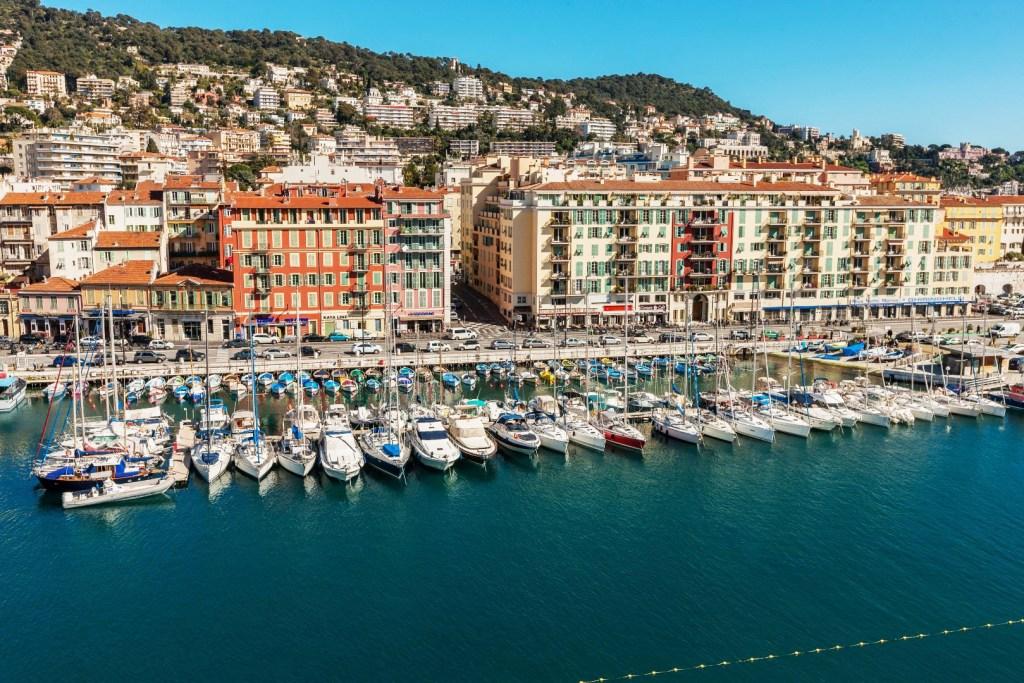 Réserver une place au Port de Nice - Côte d'Azur