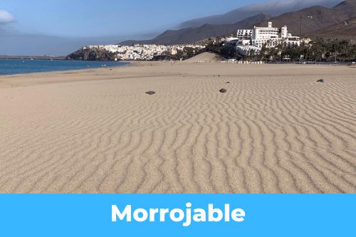 Les Canaries : Morro Jable