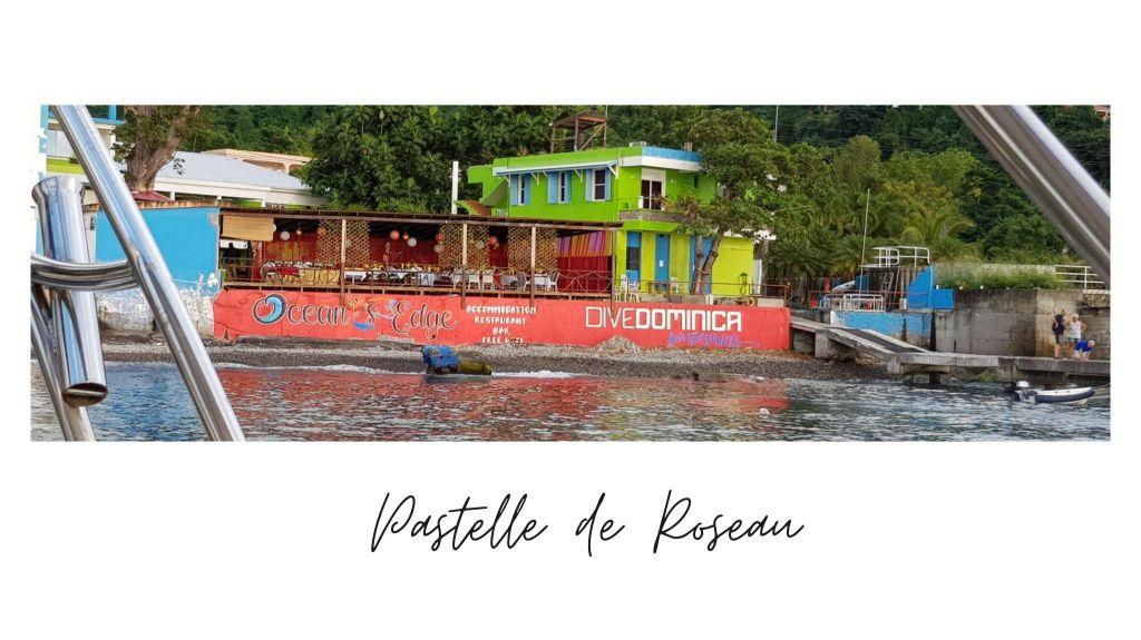 Roseau Dominique
