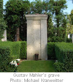 mahlers-grave
