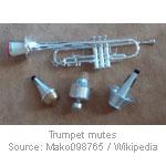 trumpet-mutes