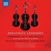 Podcast: A fervent expression of hope. Jonathan Leshnoff's Fourth Symphony.