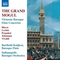 The Grand Mogul - BLAVET, M. / LECLAIR, J.-M. / PERGOLESI, G.B. / TELEMANN, G.P.