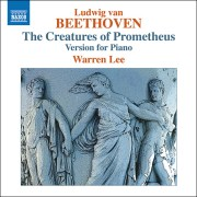 Podcast: Beethoven's piano solo version of his ballet The Creatures of Prometheus