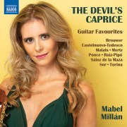 Podcast: Introducing guitarist Mabel Millán. From lyrical beauty to dramatic virtuosity.