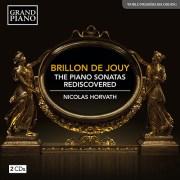 Podcast: Anne-Louise Brillon de Jouy (1744-1824). Piano sonata premieres.