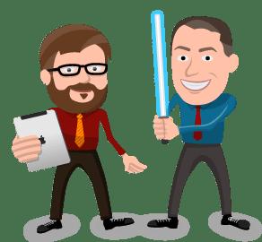 Jason and Mike Blog