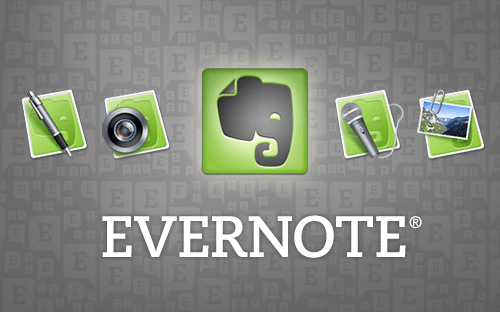 Weekend Project: Get Started with Evernote!