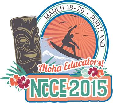 Keynote lineup for NCCE 2015!