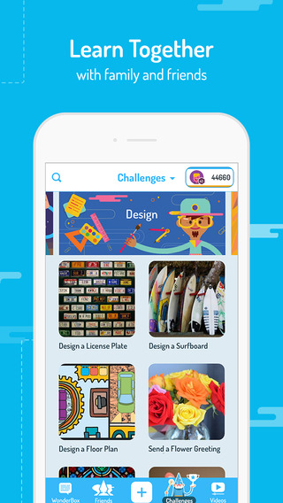 Inspire Curiosity and Creative Thinking with Wonderbox