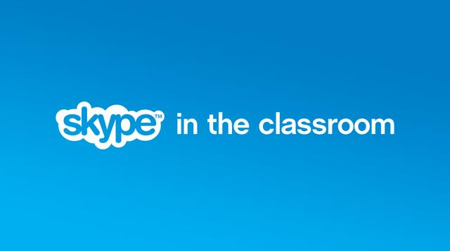 Add Skype to your classroom this year!