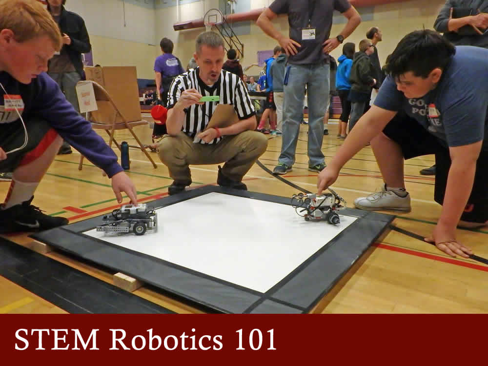 NCCE Session Preview: STEM Robotics 101
