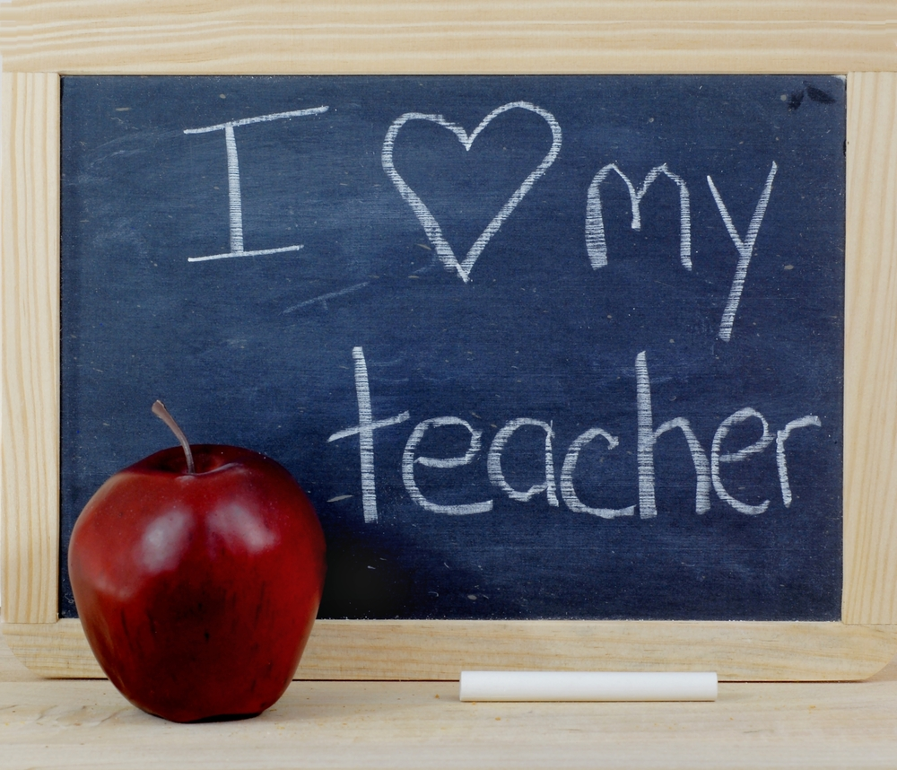 Happy Teacher Appreciation Day!  Carry on with inspiring students to create with technology!