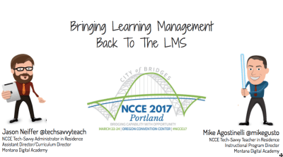 Bringing Learning Management Back To The LMS