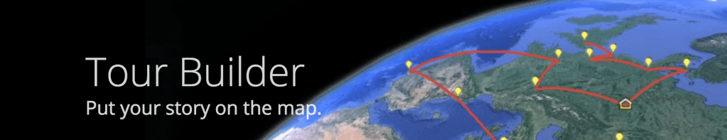 Google Earth Tour Builder