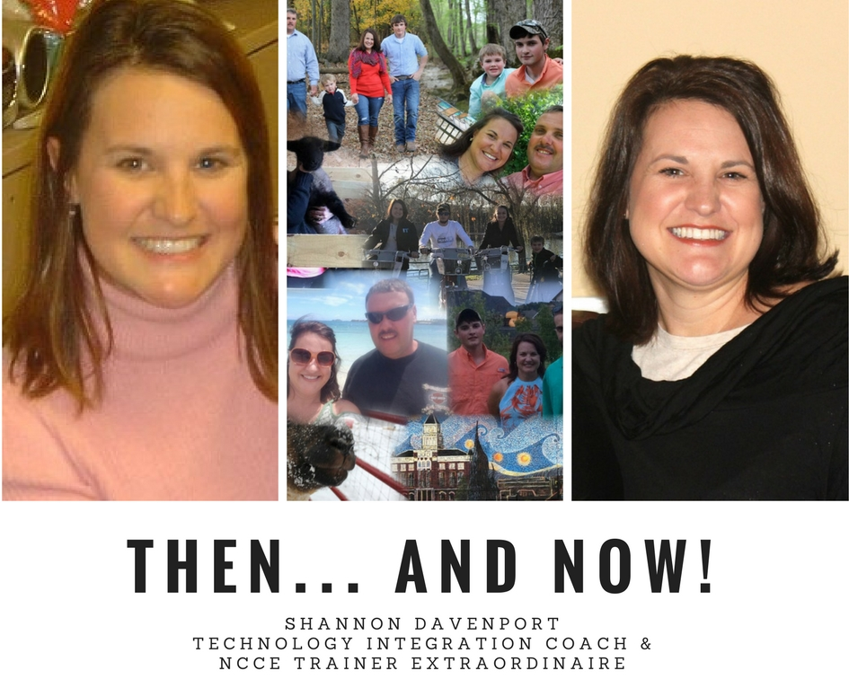 #firstyearteacherme: Stretch and grow with Shannon Davenport!