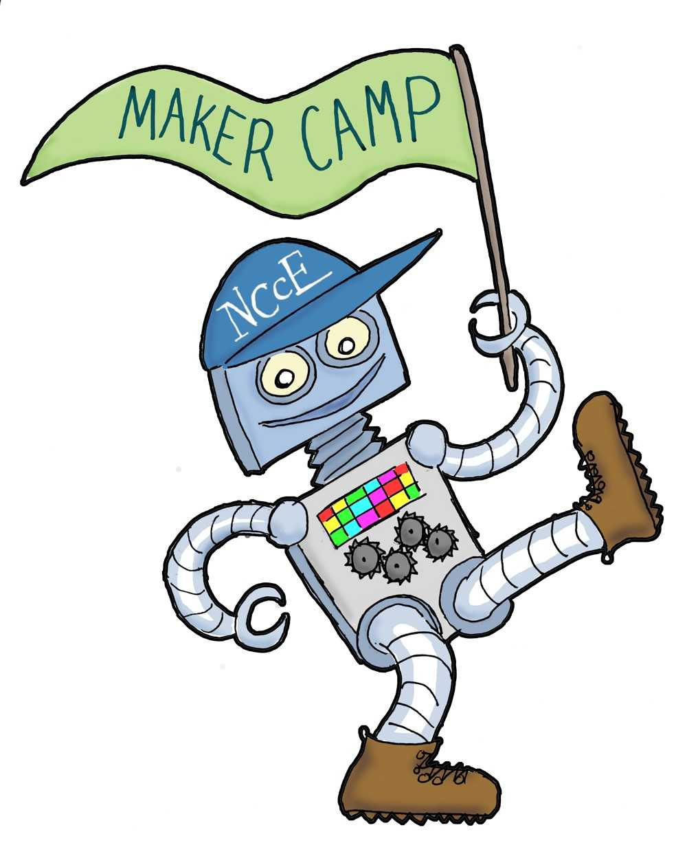 NCCE 2018 Maker Camps are back and better then ever!