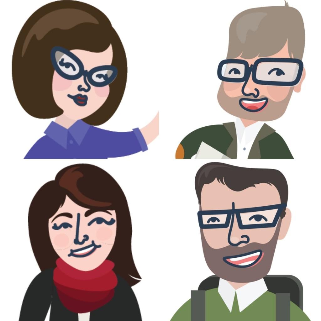 Meet the NEW Tech-Savvy Teacher Team!