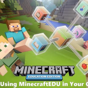 Teachable Moment Episode 10: Ideas for using MinecraftEDU in your classroom