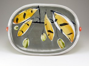 Linda Arbuckle Sorry, this plate is already sold