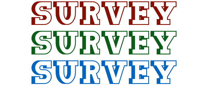 The NCECA Survey!