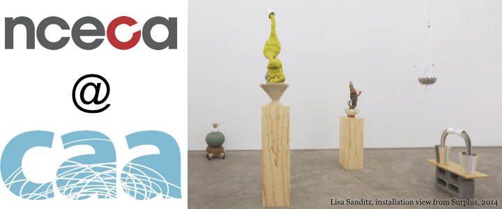 NCECA at CAA in NYC on Wednesday, February 11, 2015 Terracotta… the New Black: Clay Crosses Over