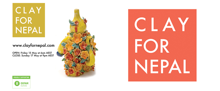 Clay for Nepal