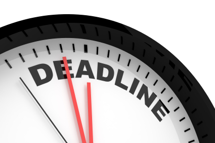 Fellowship application deadline is closing on Wednesday, October 21, 2015 at 11:59pm EST