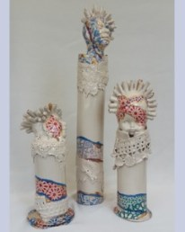 50 Women- A Celebration of Women's Contribution to Ceramics-Sibel SEVIM's work