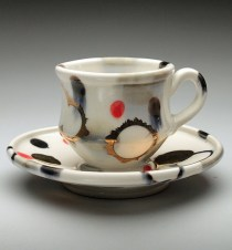 sean o_connell Cup and Saucer