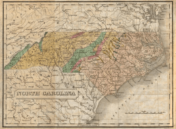 From the North Carolina Collection, Wilson Library, UNC-Chapel Hill