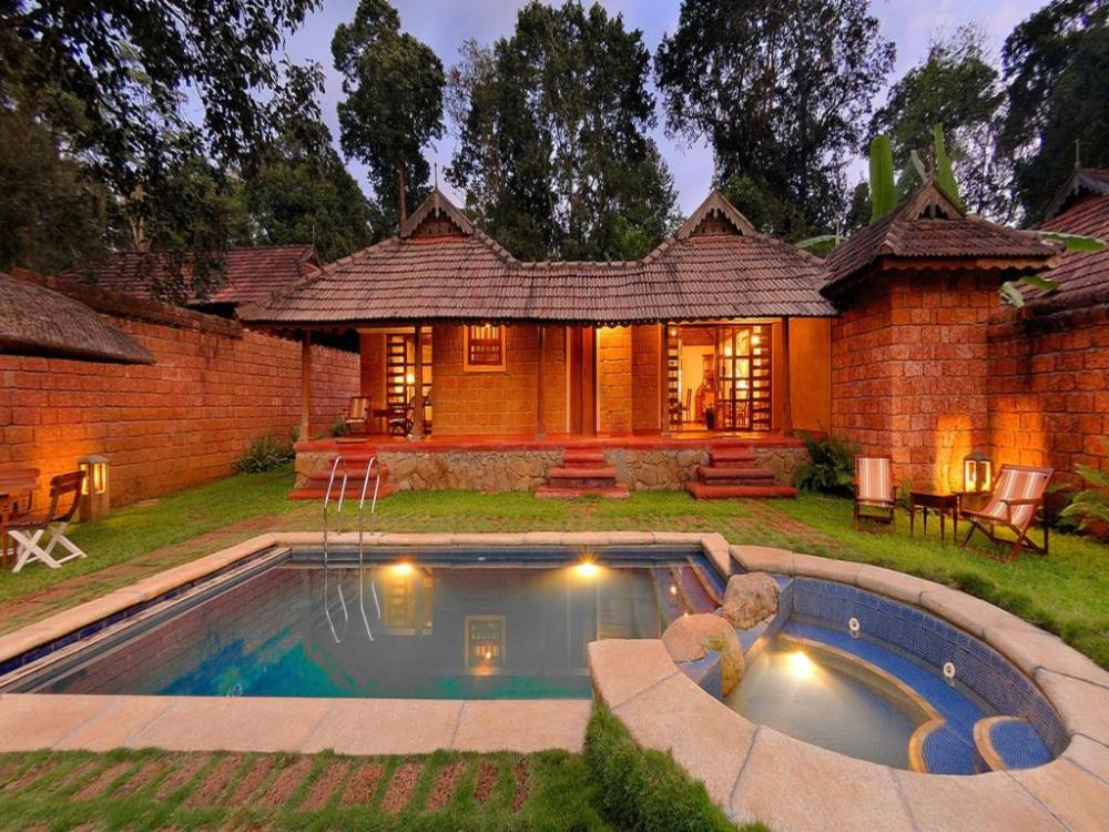 Experience The Scotland Of India By Unwinding At The Orange County, Coorg for INR 35000!