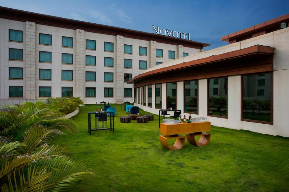 Who's Up For An Exciting Staycation At Novotel Hyderabad Airport For Just INR 6499?