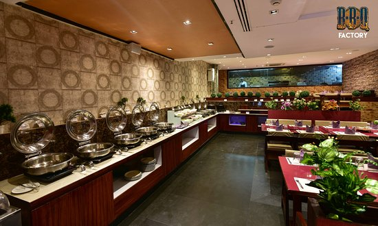 What's up Gurgaon! Now enjoy a grand buffet lunch starting only at INR 499!