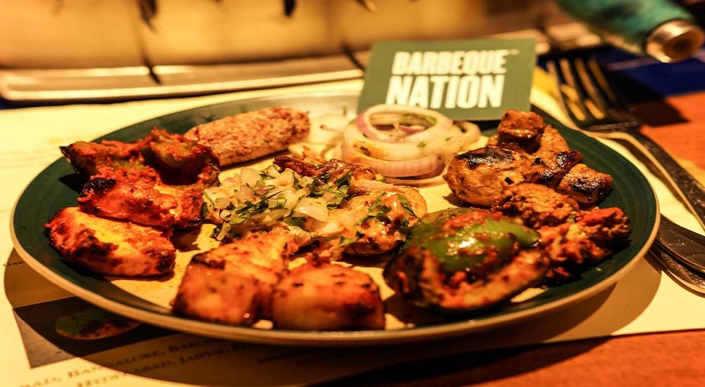 Kolkata!! Come and Experience The Secrets Of Real Flavors With Barbeque Nation..