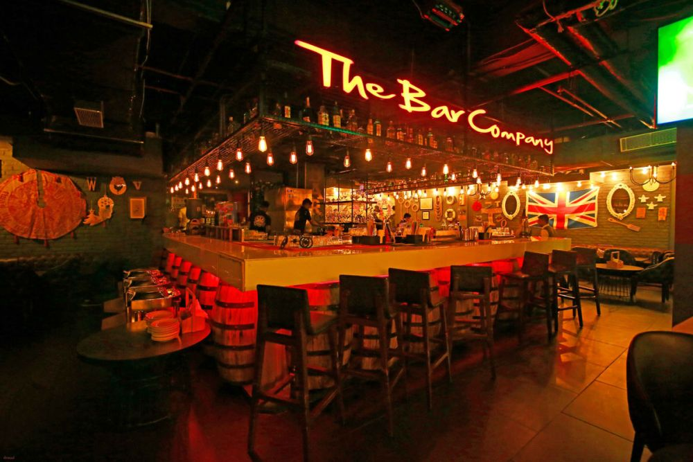 The Bar Company | Sector 38 A | New year 2020