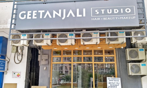 Geentanjali Studios- The Exclusive Spot for the Best Self Care & Salon Services