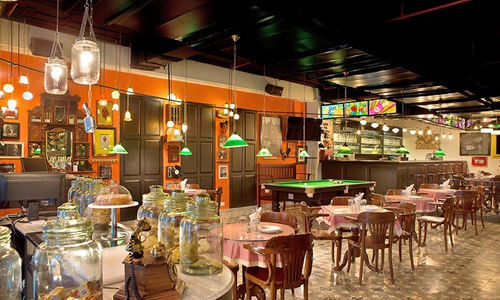 Best Restaurants in Gurgaon_SodaBottleOpenerWala