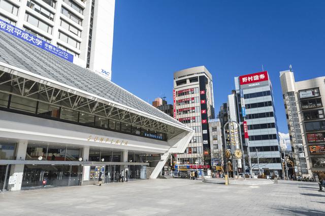 中野駅から成田空港までのバスを徹底解説!その他の移動手段も紹介