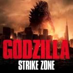 ゴジラのスマホゲーム『Godzilla: Strike Zone』