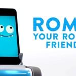 iPhone・iPod touchで動作する知育ロボット『ROMO』