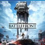 PS4用ソフト『スター・ウォーズ バトルフロント』を購入