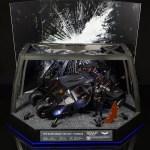 スマホから操作できる『バットモービル タンブラー』のラジコン