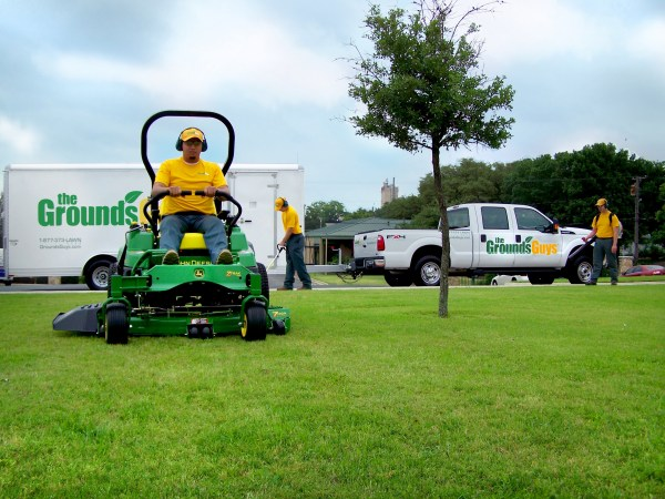 starting landscaping business