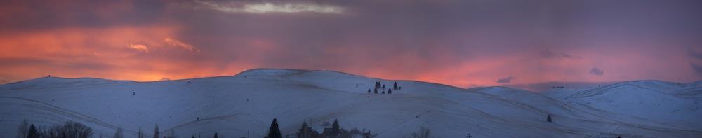 Helena hills
