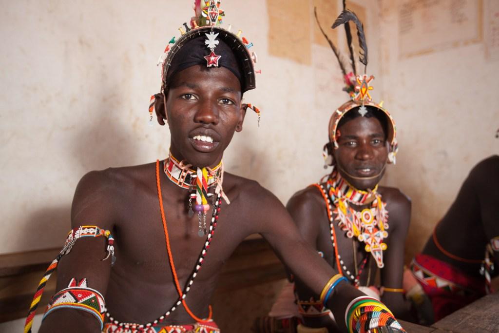 Samburu moran (warrior) | Photo by Nelson Guda © 2019