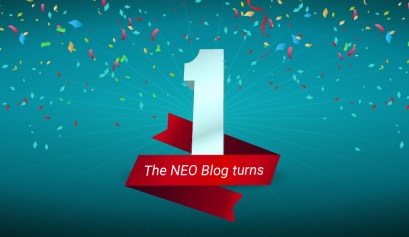 the NEO Blog turns one
