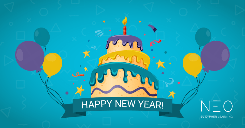 The NEO team wishes you a happy New Year!
