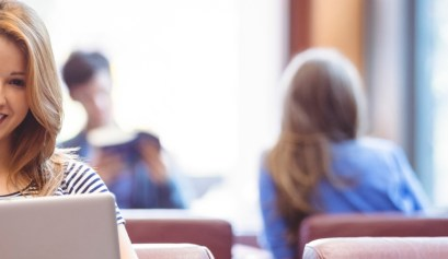 e-learning is perfect for introverted students