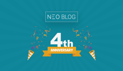 The NEO Blog is now 4!